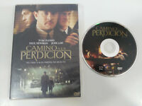 Camino A La Perdizione Tom Hanks Paul Newman DVD + Extra Spagnolo English