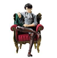 Prize A Attack on Titan Rivai Levi·Ackerman Ichiban Kuji PVC Figure Figurine NB