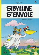 BD  Sibylline N°5 - Sibylline s'envole - RE -1982 - TBE - Macherot