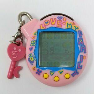 Tamagotchi Plus Famitama Familitchi Family Iro Iro Love Pink (US Seller)