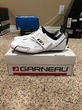 New Louis Garneau Tri X-Lite Carbon Tri Triathlon Road Shoes EU45 US11.5