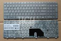 for HP Pavilion DV6-6000 DV6-6100 DV6-6200  laptop silver keyboard 644356-001