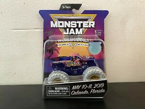 Spin Master Monster Jam World Finals XX 2019 Limited Edition Truck 1:64