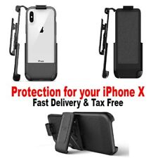Encased Belt Clip Holster for Otterbox Statement Case for iPhone X Quick Release