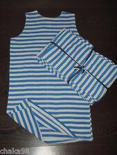 Set x 3 Rus Army VDV Spetsnaz Blue Striped T-shirt Top Telnyashka 100% original