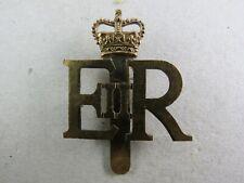 Military Cap Badge The Norfolk Yeomanry ER II British Army