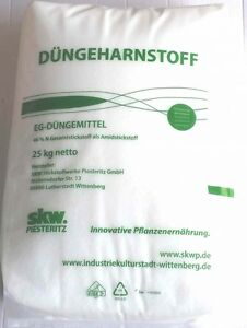 Harnstoff Urea Düngeharnstoff spritzfähig 25 kg Harnstoffdünger