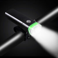 Cycling LED Front Light Bicycle Lamp Bike Flashlight Torch Headlight Waterproof
