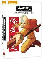Avatar: The Last Airbender: The Complete Series (16 Disc) DVD NEW