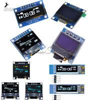0.49/0.69/0.91/0.96/1.3 inch OLED White/Blue IIC I2C/SPI Screen Display Module
