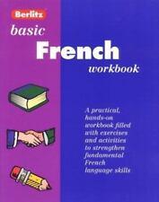 Berlitz Basic French Workbook Workbook Series , Level 1 French Edition