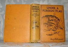 ** Under A Foreign Flag - Story of the Russo- Japanese War, C1950, HB, Vintage