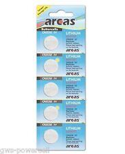 25 x Arcas Batterie CR2032 Lithium 3V Knopfbatterie CR 2032 NEU OVP
