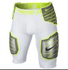 New NIKE Football White Camo Compression Girdle Shorts  Sz M MSRP: $90
