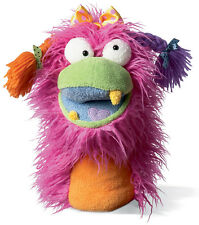 NEW MANHATTAN TOY FUZZY WUGS GIRLIE HAND PUPPET