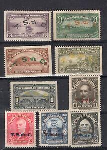 PANAMA, SC # 307/17, MH (-312 USED)