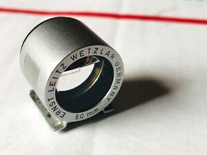 Minty Leica SBOOI 5cm Viewfinder for Summicron Summilux Elmar Summitar 50mm F2