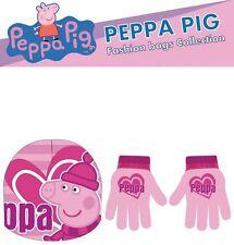 Peppa Pig Cappello da Sole per Ragazze Unicorno Taglia Unica Rosa