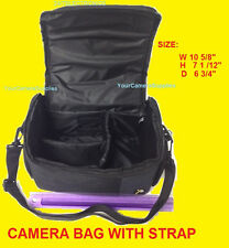 CAMERA BAG CASE fit Canon REBEL XS EOS T3i XTi T3 T1i XSi T2i 1D MARK MEDIUM/BIG