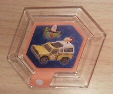 Rare Series 2 Disney Infinity Power Disc #6 Pizza Planet Delivery Truck