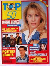 TOP 50 n°194; Corinne Hermes/  P. Kaas/ Liza Minnelli/ Emmanuelle/ E. Galliano