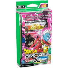 Dragonball super Kartenspiel Cross Worlds Spezialpaket