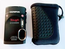 Waterproof Olympus Stylus Tough Black TG-850  Digital Camera - Charger
