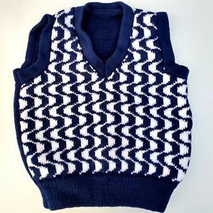 unisex children\u2019s cardigan sweater vintage 12-24 months