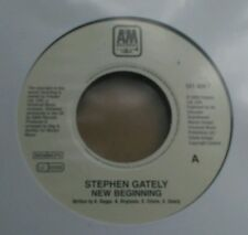 "Stephen Gately New Beginning 7"" Jukebox Single GD Vinyl Record 561 906-7"