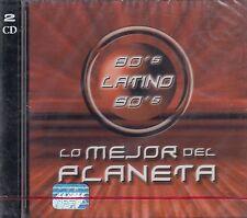 Emmanuel Estela Nunez Vico C Mecano Lo Mejor Del Plantea Latino 80s 90s 2CD  New
