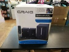 Craig 2.1 Channel Home Theater System W/ DVD Player