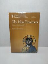The Great Courses DVD Set & Course Guidebook - The New Testament  New Sealed