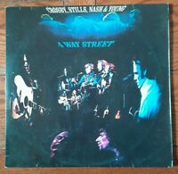 CROSBY, STILLS, NASH AND YOUNG 4 WAY STREET 2 LP ATLANTIC 1970 SD2- 902 NM
