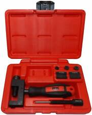 RK Racing Chain Rivet and cut tool UCT2100 Universal Chain Tool Kit