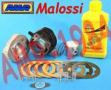 KIT POTENZIAMENTO CILINDRO APE 50 TM Ø 57,50 + KIT115 cc MALOSSI 318694+FRIZIONE