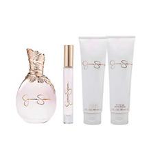 Jessica Simpson Signature - 4 Pc Gift Set - Eau De Parfum /lotion shower gel NEW