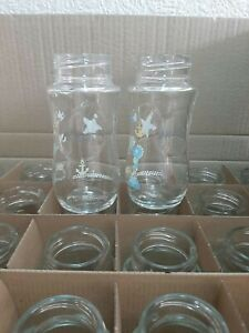 6× Philips Avent Replacement Glass Feeding Bottle BPA Free 240ml