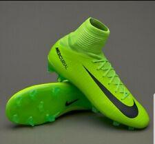 Kid's Nike JR Mercurial Superfly V FG Football  Boots UK size 5
