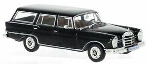 WhiteBox, Mercedes Benz 230S Universal schwarz, Bj. 1967, Maß 1:43, OVP und Neu.