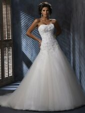 Maggie Sottero Wedding Dress Size 14 PRICE DROP!!!