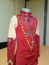 Ice Figure skating dress with decorations 9-10 yrs. The little prince - program