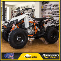 ASSASSIN AK250 ATV 250CC QUAD DIRT PIT BIKE GOKART 4 WHEELER BUGGY