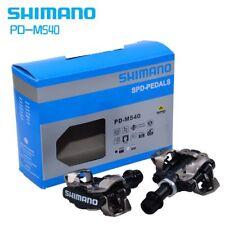 SHIMANO PD-M540 SPD MTB Bike Clipless Pedals Aluminum / Alloy bike parts