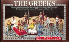 Atlantic 1:87 Ho The Greeks Greek Life in the Acropolis Plastic Figure Kit#1804U