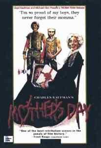 Mother's Day - 1980 Horror  - Tiana Pierce, Nancy Hendrickson, Deborah Luce DVD