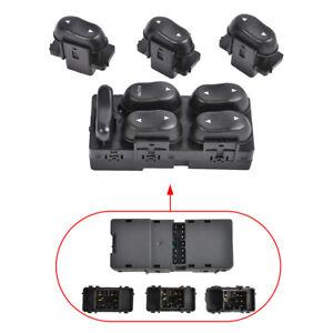Set Master Power Window Switch + 3 Single For Ford Fairmont AU Fairlane NU 98-02