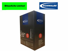 Schwalbe Sv17 Presta Extra Long Valve 700c Inner Tube - Black 28 Inch
