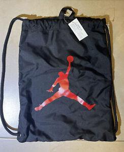 Nike Air Jordan Draw String Ball Bag
