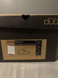 Hey Dude Men's Wally Sox Shoes - Beige, US 8