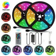 5M-20M LED Strip Light 5050 SMD RGB 30Leds/m Waterproof WIFI IR Controller DC12V